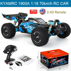 KYAMRC 1900A High Speed RC Racing Car Truck RTR 1 16 Off Road VS Wltoys Remote $129.99