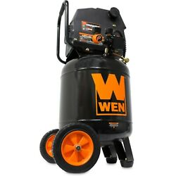 WEN 10 Gallon Oil Free Vertical Air Compressor 2289 BLACK New...... $179.99