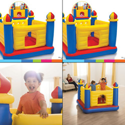 NEW Intex Jump O Lene Castle Inflatable Bouncer for Ages 3 6 $50.99