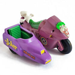 1990 Joker Cycle and Sidecar Batman Toy Biz #4437 $16.95
