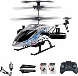 Remote Control Helicopter with Altitude Hold Mode Gyro Stabilizer Highamp;Low Speed $63.36