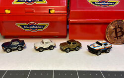 Micro Machines Mercedes Lot of 4 Galoob 1980's $20.00