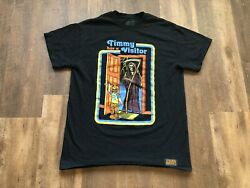 Steven Rhodes Timmy Has A Visitor T Shirt Size M Fast Shipping $10.00