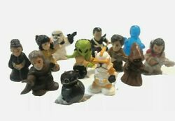 COMPLETE SET OF 12 STAR WARS MICRO FORCE SERIES 3 MINIFIGURES $21.95