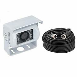 Commercial White Camera