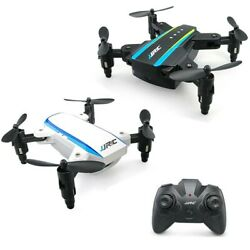 JJRC H345 Mini 2.4G 4CH 6 Axis Headless Mode Foldable Arm Double RC Drone... $95.99
