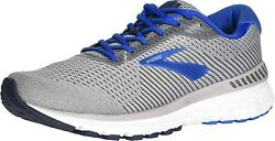 New Brooks Adrenaline GTS 20 Blue Gray Running Sneakers Shoes Mens 13 D $88.95