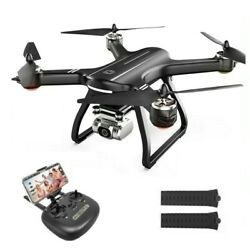 Holy Stone HS700D FPV 4K Drone with HD Camera Quadcopter GPS Brushless 2 Battery $199.99