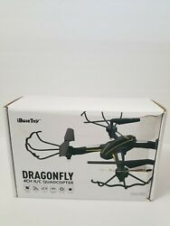 IBaseToys Dragonfly Quadcopter Drone with HD Camera wifi FPV RC $54.99