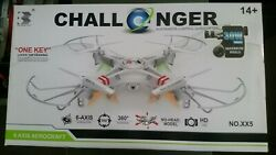 Challenger Remote Control Quadcopter with HD Camera 15quot; Diameter $34.99