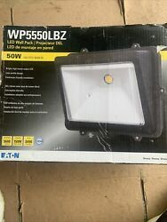 Halo WP5550LBZ 5500 Lumen High Output Commercial Flood Light LED Wall Pack