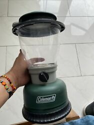 Coleman Lantern Missing Light Bulb AS IS No Batteries Included $18.00