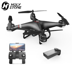 Holy Stone HS110G FPV with 1080P HD Camera Selfie Quadcopter GPS Follow Me $74.99
