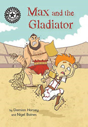 Damian Harvey Reading Champion: Max And The Gladiator UK IMPORT BOOK NEW $10.18