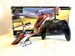 E flight Blade MCX2 Helicopter and remote for parts or repair USED $39.99