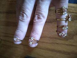 Assorted novelty kids rings lot of 43 $10.00