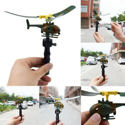 2021 Funny Helicopter Kids Boys Outdoor Toy Drone For Kids Boy Christmas Gift $2.27