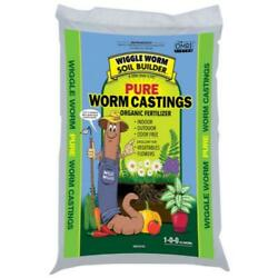 Unco Industries Wiggle Worm Soil Builder Worm Castings 30 pounds $26.99