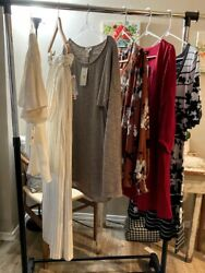 LOT WOMENS CLOTHING SIZE XL all NWT $49.00