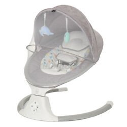 Electric Baby Bouncer Seat Swing Cradle Rocker Chair Music Infant Newborn Remove $102.49