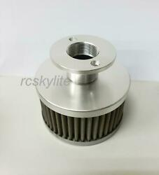Aluminum Air Filter Washer Cleaner for RC Car Boat Helicopter 20 60cc Gas Engine $16.11