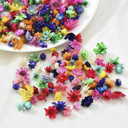 200pcs Real Dried Flowers For Diy Art Craft Epoxy Resin Candle Making Jewelry $7.53