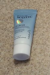 Too Cool For School Rules Of Mastic IX Enhancer Recovery Balm .24 oz sealed $2.59