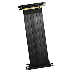 Full Speed 3.0 PCIE X16 Riser Cable PCIE Extender for GPU Vertical 50cm $24.30