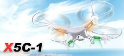 Syma X5C 1 Explorers 2.4Ghz 4CH 6 Axis Gyro RC Quadcopter Drone with Camera New $45.99