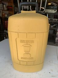 Vintage Coleman Model 220F 228F Lantern 1967 Yellow Carry Case Accessories $129.99