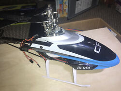 Rc Helicopter Blade 300 CFX No Flybarless Unit $160.00