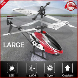 2021 HOT Super Large Helicopter RC Model Vehicle Remote Control Outdoor Fly Toys $44.90