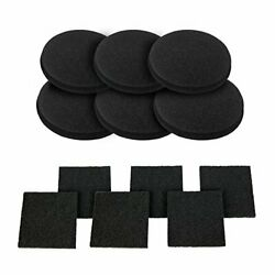 12 Pieces Activated Carbon Filters Compost Bin Replacement Filters $23.74
