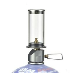 Gas Lantern Candle Tent Lamp Portable Outdoor Camping Picnic Butane Light US $22.65
