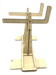 RC Airplane Balance Stand Center of Gravity CG Point Adjustment RC Plane Stand $27.50