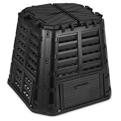 Garden Composter Bin Made from Recycled Plastic –s 420Liter Large 110 Gallon $107.50