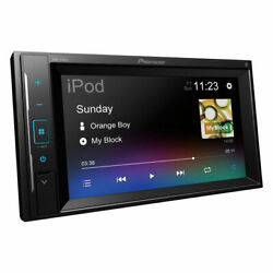 Pioneer DMH 240EX Bluetooth 6.2quot; LCD Double DIN In Dash Digital Media Receiver $224.95