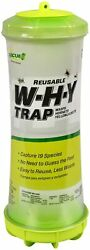 RESCUE WHY Trap for Wasps Hornets amp; Yellowjackets– Hanging Outdoor Trap WHYTR $15.59