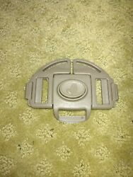 Evenflo Stroller harness buckle parts....5 point seat belt harness parts $9.99