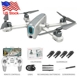 FPV Quadcopter HD Camera Aircraft Foldable RC Drone Selfie Toy Flip1 Battery $119.99