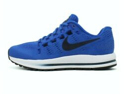 Nike Air Zoom Vomero 12 Mens Size 10.5 Running Shoes 863762 407 Blue Black $50.00