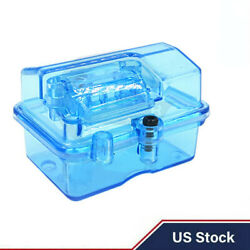 Waterproof Receiver Box For Boat traxxas slash 4X4 RC car RC Parts 10SC Blue NEW $7.99
