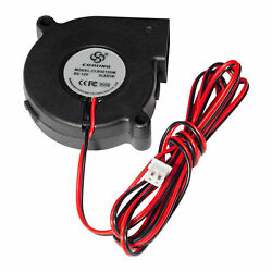 5015 50x50x15mm 0.18A Small Brushless Blower Cooling Cooler Fan 2pin L9F9 C $10.75