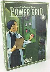 Rio Grande Boardgame Power Grid Collection #3 Base Game 3 Expansion wi VG $80.00