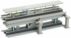 TOMIX N gauge Elevated double track floor station extension 91044 Model railroad $68.88