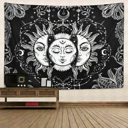Hippie Psychedelic Tapestry Decoration Wall Hanging For Bedroom Living Room Dorm $14.99