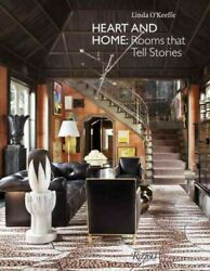Heart and Home : Rooms That Tell Stories Hardcover by O#x27;keefe Linda Brand ... $24.15