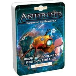 FFG Genesys Adversary Deck Androids Drones and Synthetics New $5.84