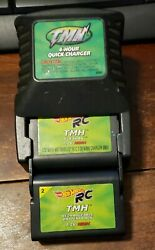 TYCO RC Battery Pack amp; Charger TMH NiMH 7.2V 33005 Tested holds charge FlexPak $27.95