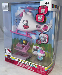 Hello Kitty Emergency Helicopter Toys $20.55